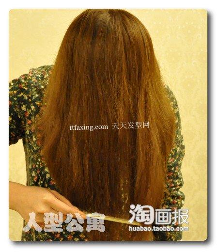 韩式编发 头发护理 今年最流行的编发