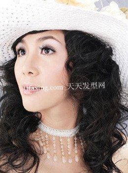 韩式新娘发型扎法 简单新娘发型图片