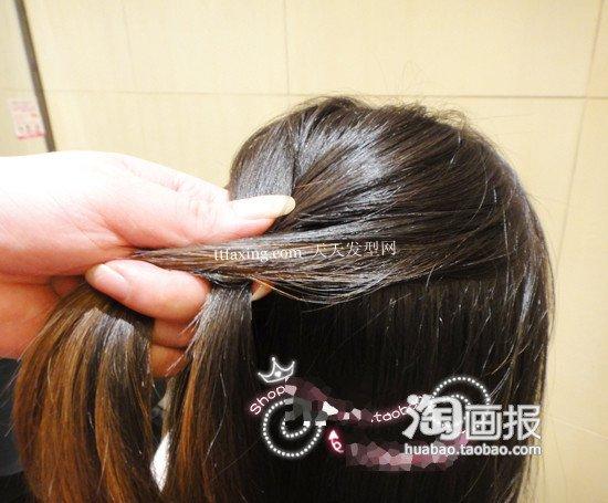 简单DIY发型 女孩最新短发型~超赞支招!