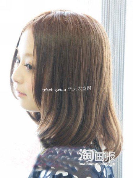 女生发型 2012最新流行女发