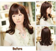 浪漫上班族发型的弄法DIY 简单实用的发型