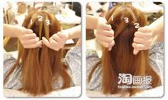 星级女王编发+甜美发型全攻略 流行头发2012