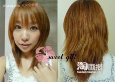 2012年最新长发+卷发+BOO头教程 2012女孩流行什么发型图片