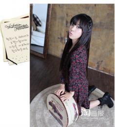 明星演绎韩国假发风情万种 2012年秋季流行发型