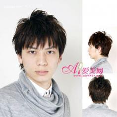 多款2012年男生流行发型让您看个够