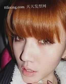 百变精致发型集合 2012韩日流行发型