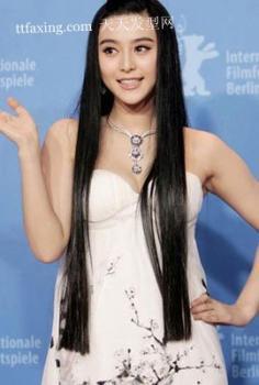 女星长发最风情 2012韩国流行发型