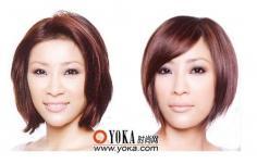 脸型与发型如何搭配 跟bobo头学