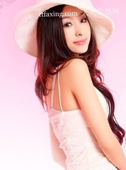 韩国流行发型扎法 冬季沉闷感发型