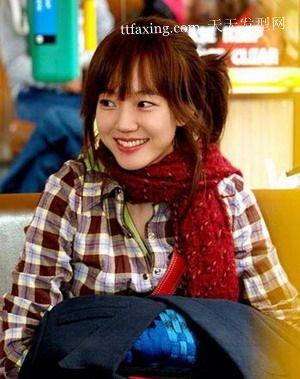 韩星示范最经典发型 最潮发型