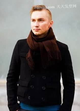 30几岁男士发型2012年日本新潮流_流行发型类型偏分烫发男生图片