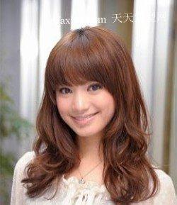发型绝配混搭 韩国流行扎发谁是第一美人