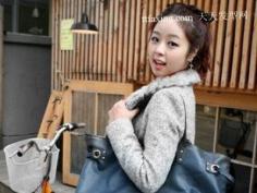 少女动漫发型秀韩式发型 流行时尚短发日系发色