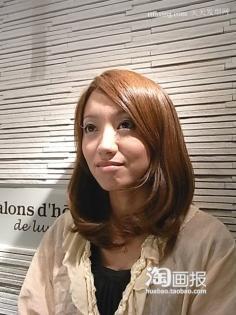 日系个性DIY发型 2012最近流行的头发颜色
