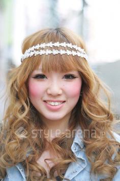 头巾发型今年最流行的发型~女性淑雅现代一面