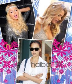 冬日升级星发饰造型 今年最流行的短发发型