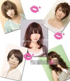 最新发型多图讲解 日本学生发型风潮