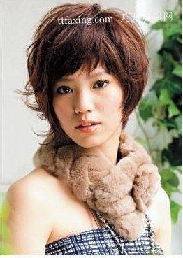 发质硬适合什么发型 最适合又粗又硬的头发造型图片