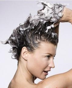 如何正确洗头发?洗发有四大误区会导致脱发