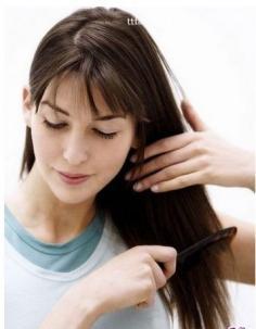 和大家分享我们在家都可以DIY做秀发SPA护理