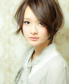 最新极致修颜短发 甜美升级小脸美人