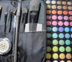 高清图文眼妆教程!人人能都上手的百搭妆容