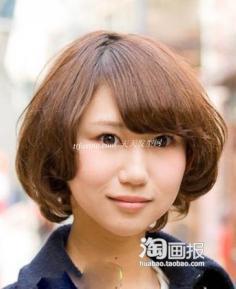最新日韩街拍发型 透露最新时尚热潮