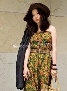 9月日韩范儿最新街拍发型