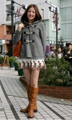 欧美日本发型大比拼