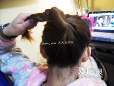 看了就会上手的美发DIY~轻松几步全搞定