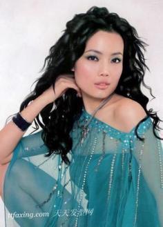 女明星冬季发型瘦脸方法16招
