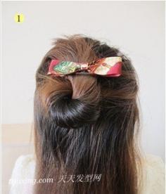 时尚韩式侧编麻花辫,清纯可爱由你掌控