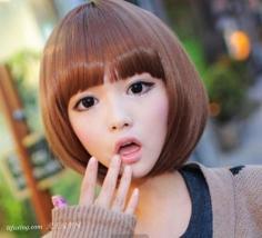 潮流走起!秋季流行短发发型分享