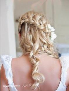 个性的编发发型图片,感受不一样的时尚美发