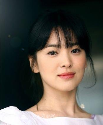 宋慧乔尹恩惠 韩剧微卷发女神温柔可人