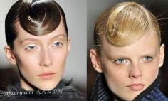 发型大全:刘海魅力不可低估 换一流行发型更出彩