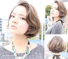女生短发发型 直发卷发都炫酷