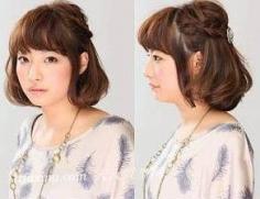 圆脸MM最爱 4步甜美扎发修饰完美脸型
