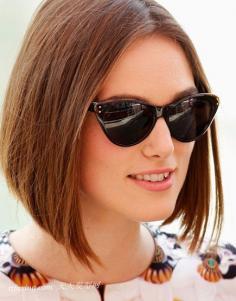 波波头发型最新攻略 学明星根据脸型来选波波头