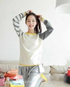 韩式发型马尾辫 让钟情马尾的你甜美有活力
