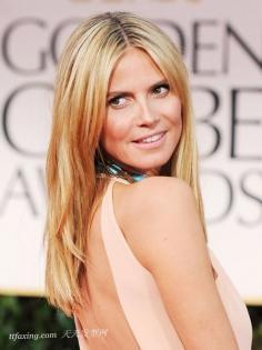 12位国际女星优雅中分长发 席卷金球奖红毯