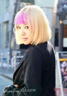 必看!引领早春潮流的10款日系美发