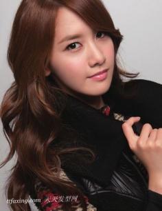 少女时代可爱发型大推荐 打造韩剧女主角浪漫发型