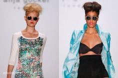 探秘柏林时装周 实用发型灵感来源