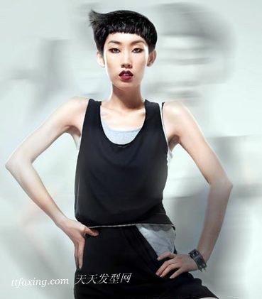嬉皮风掀起 发型时尚多元化