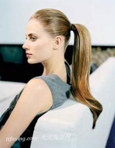 2步洗头法 头发健康光泽不分叉