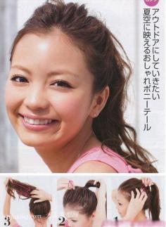 5款最新日本唯美发型 打造秋日浪漫约会