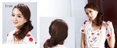 甜美发型:DIY波西米亚风格发型