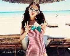 夏天去海边玩就要这样穿!