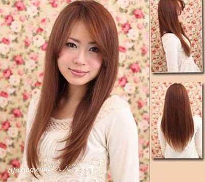 5款易打理发型 懒女人必学